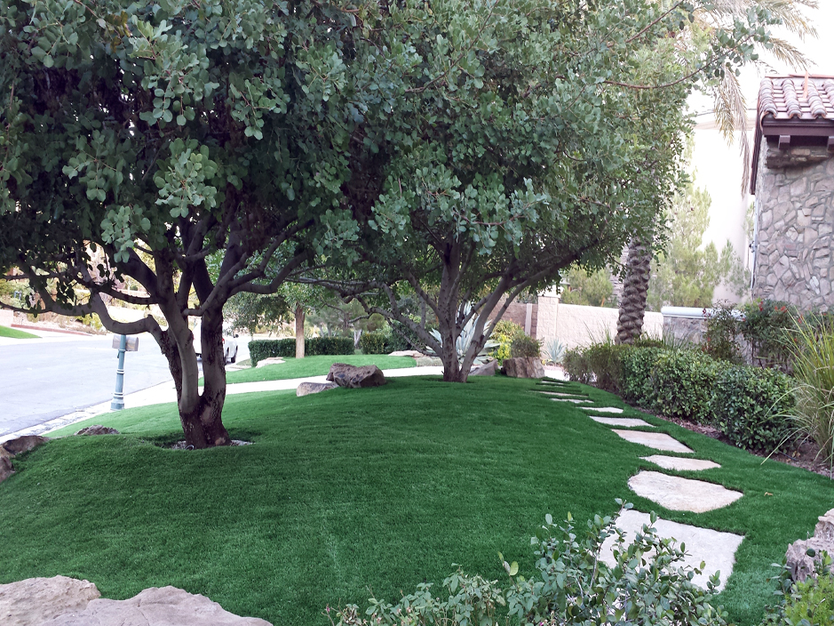 Best Artificial Grass Sebring Florida Lawns Front Yard Landscape