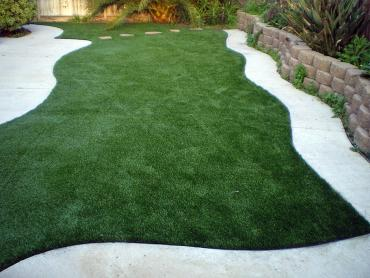 Artificial Grass Photos: Artificial Grass Carpet West DeLand, Florida Landscaping Business, Beautiful Backyards