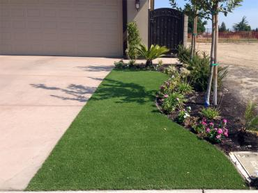 Artificial Grass Photos: Artificial Grass Lisbon, Florida Landscape Rock, Front Yard Landscaping