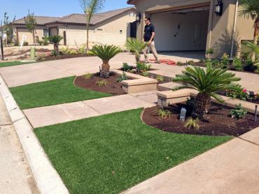 Artificial Grass Photos: Artificial Lawn The Meadows, Florida Landscape Rock, Front Yard