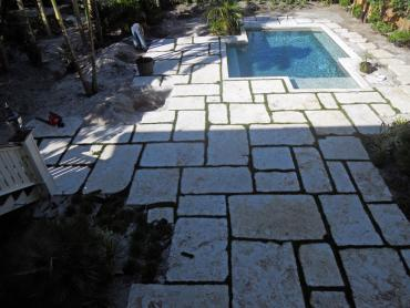 Artificial Grass Photos: Artificial Turf Cost Holiday, Florida Roof Top, Swimming Pools