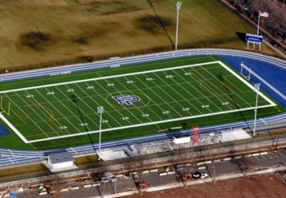 Artificial Grass Photos: Artificial Turf Ellenton, Florida Stadium