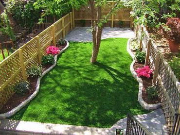 Artificial Grass Photos: Grass Carpet Iona, Florida Backyard Deck Ideas, Backyard Landscaping Ideas