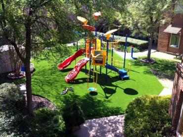Artificial Grass Photos: Grass Installation Bartow, Florida Playground, Commercial Landscape