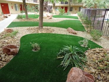 Artificial Grass Photos: Grass Installation Rotonda, Florida Rooftop, Commercial Landscape