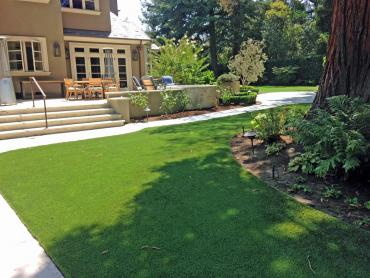 Artificial Grass Photos: Grass Installation Sugarmill Woods, Florida Backyard Playground, Backyard Design