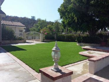 Artificial Grass Photos: How To Install Artificial Grass Highland Park, Florida Roof Top, Front Yard Design