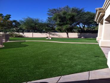 Artificial Grass Photos: Plastic Grass South Brooksville, Florida Roof Top, Front Yard Ideas
