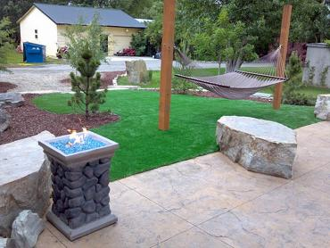 Artificial Grass Photos: Synthetic Grass Edgewood, Florida Rooftop, Front Yard Landscaping