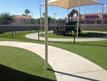 Artificial Grass Photos: Synthetic Lawn Cedar Key, Florida Upper Playground, Parks