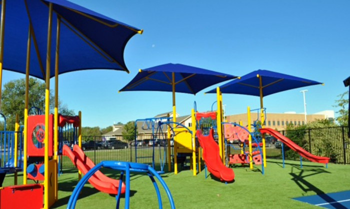 Artificial Grass for Playgrounds in Tampa